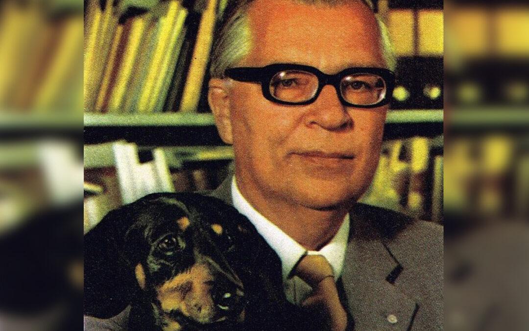Gösta Knutsson – en sagofarbror och så mycket mer