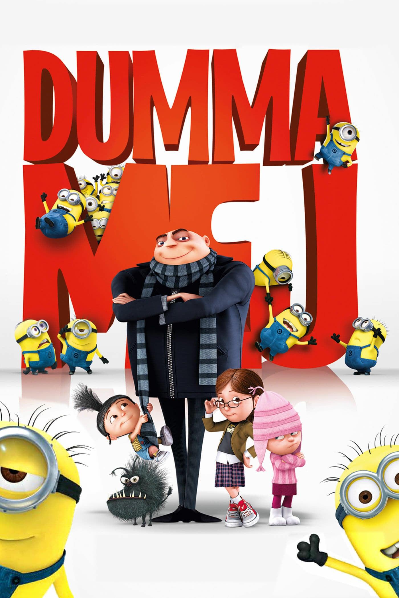 Dumma mej (dekorativ bild)
