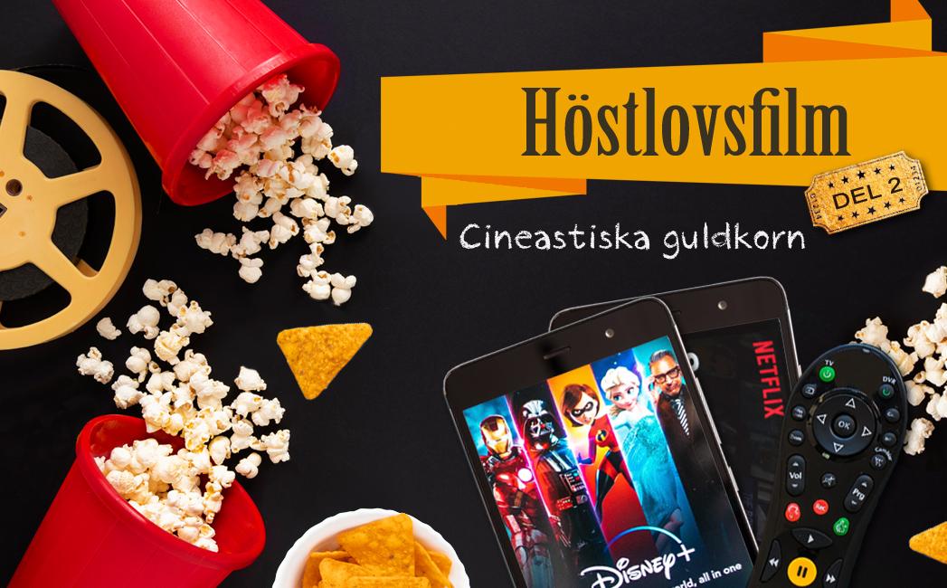 Höstlovsfilm – Cineastiska Guldkorn