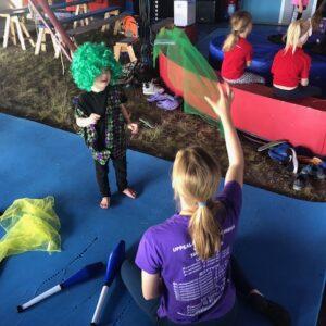 Cirkusskola 4-6 år | Västra Stenhagenskolan