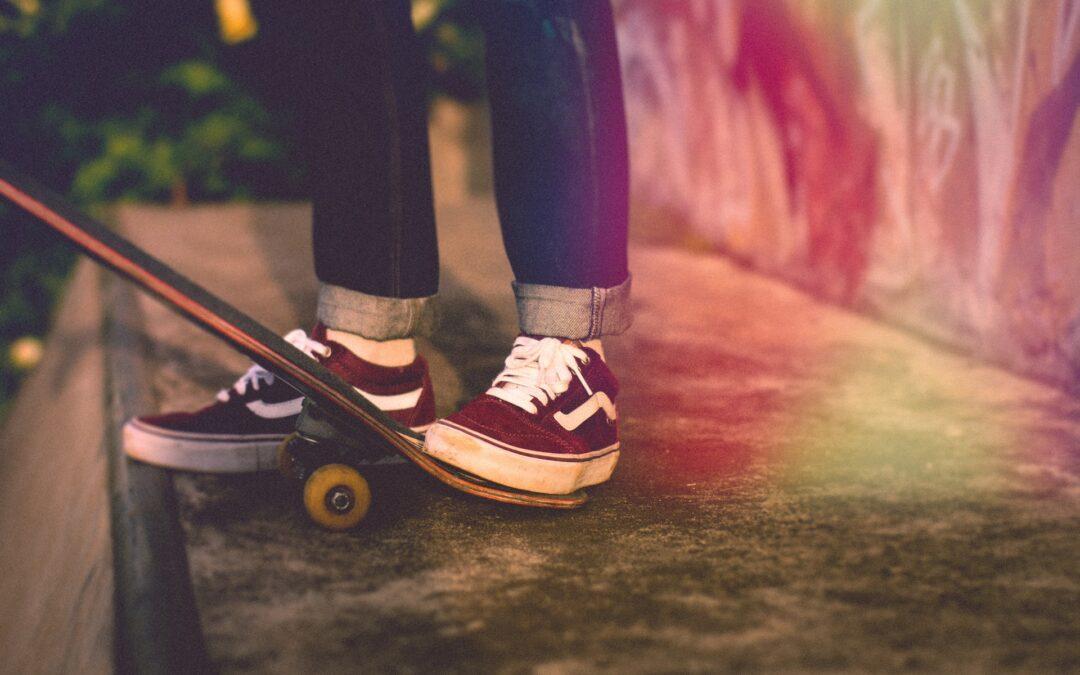 Skate night under påsklovet | Allis