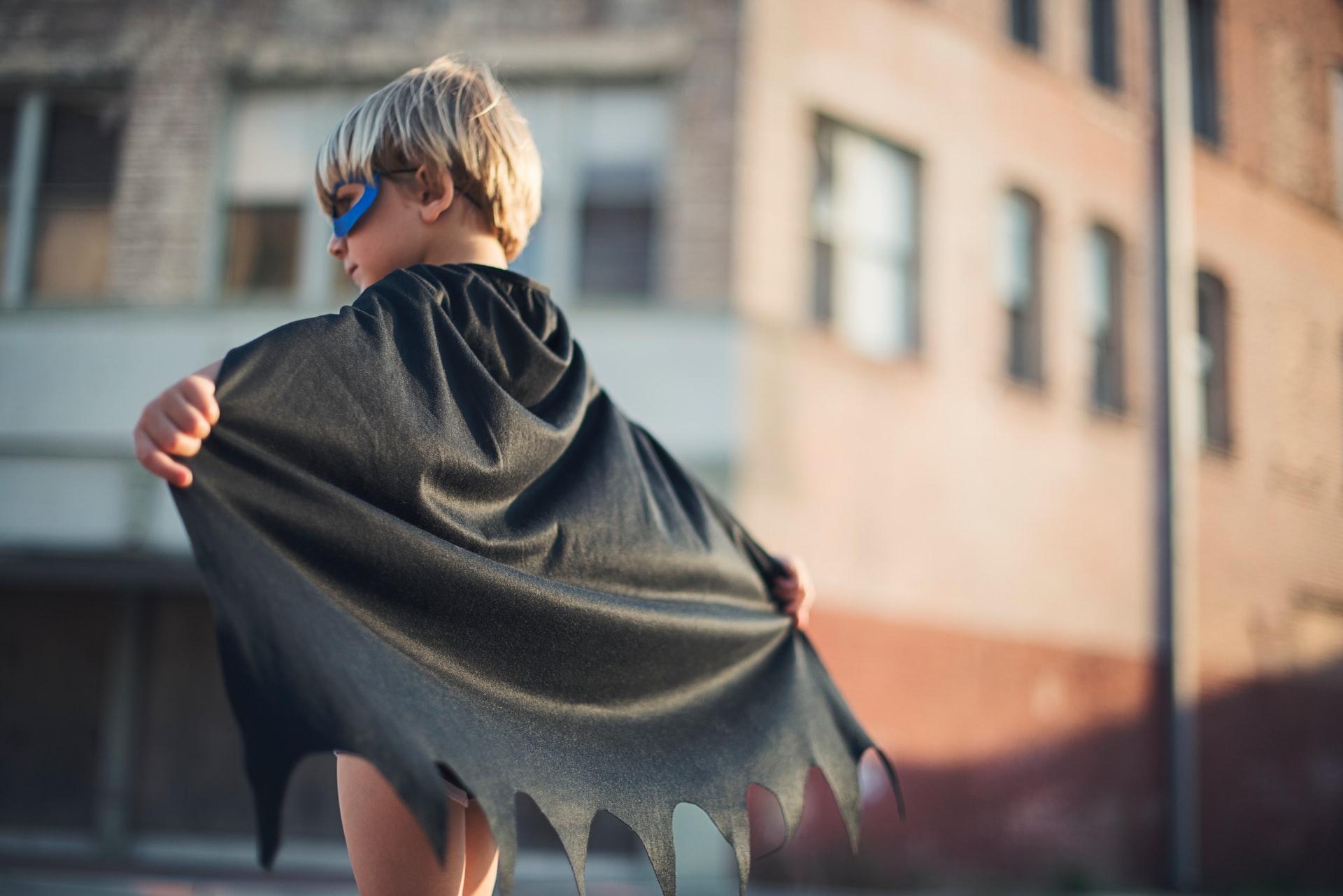 Superhjälte