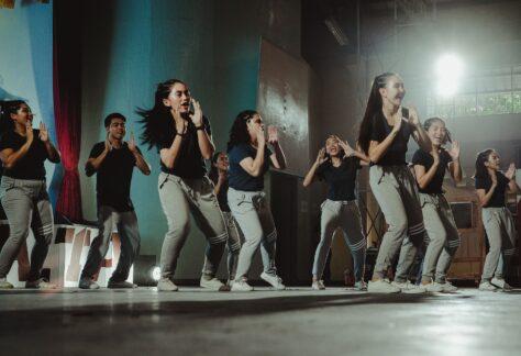 Dansläger 6-14 år v.24 | Uppsala Danscenter Salabacke