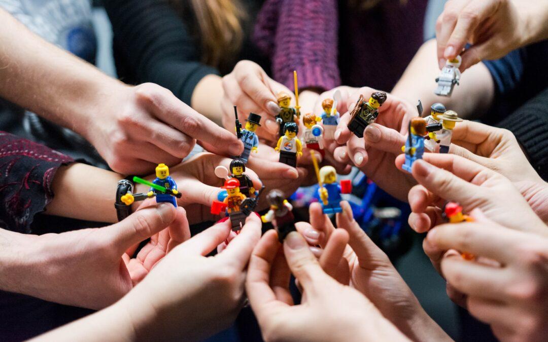 FULLBOKAD – Lego – bygg, skapa och lär | Fyrisgården