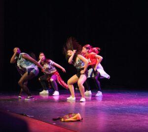 Dansläger 6-14 år v.24 | Uppsala Danscenter Vaksalagatan
