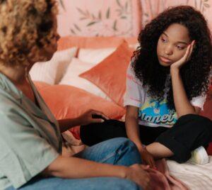 Hur kan jag prata med mitt barn? | Bilda